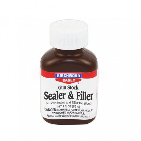 //GUN STOCK SEALER AND FILLER 3OZ