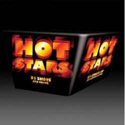 FJERWERKI  DP0020 - Hot Stars