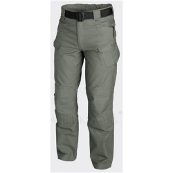 SPODNIE HELIKON URBAN TACTICAL PANTS® - Canvas - Olive Drab SP-UTL-CO-32