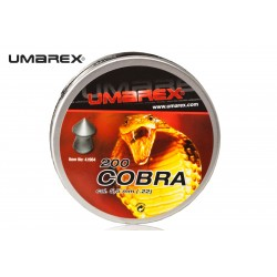 ŚRUT UMAREX COBRA 5,5 MM 200 SZT.