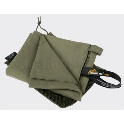 RĘCZNIK FIELD TOWEL LARGE OLIVE GREEN