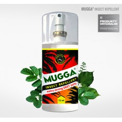 //REPELENT SPRAY 50% MUGGA 20.20.19.0 DEET 75 ML