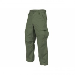 SPODNIE HELIKON BDU POLYCOTTON TWILL OLIVE GREEN SP-BDU-PT-02 XL LONG