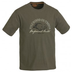 T-SHIRT PINEWOOD WILD BOAR 5422