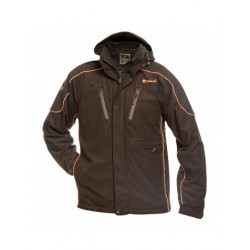 KURTKA PINEWOOD RESWICK 5878 S.BROWN/ORANGE ROZM. XL