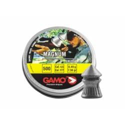 ŚRUT GAMO MAGNUM ENERGY 4,5mm   500szt.