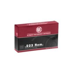 223Rem AMUNICJA KULOWA RWS  TMS 3,6G