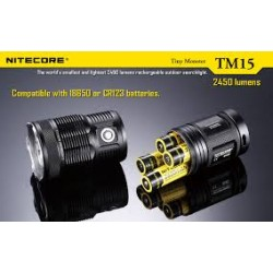 LATARKA NITECORE TM11 TINY MONSTER 11 2000L