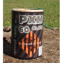 PXM60 ŚWIECA DYMNA CZARNA