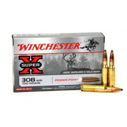 AMUNICJA KULOWA 308W WINCHESTER POWER POINT 150GR