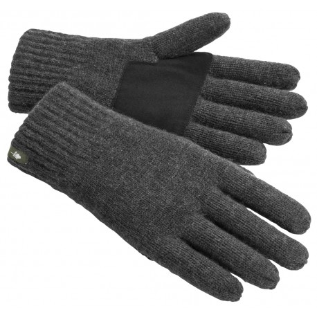 RĘKAWICE PINEWOOD WOOL KNITTED 1122 D.ANTHRACITE ROZM. M/L