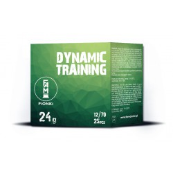 12/70 DYNAMIC TRAINING 24G 7,5 2,4.0 mm