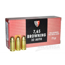 //7,65 BROWNING FIOCCHI FMJ 4,73g