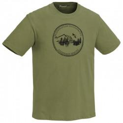 T-SHIRT CAMP 5570 LEAF M